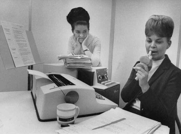 1960s Office 2