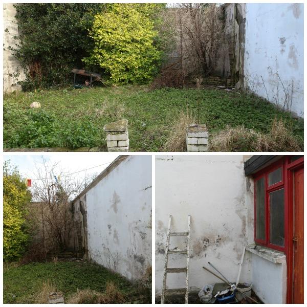 V1. Garden collage