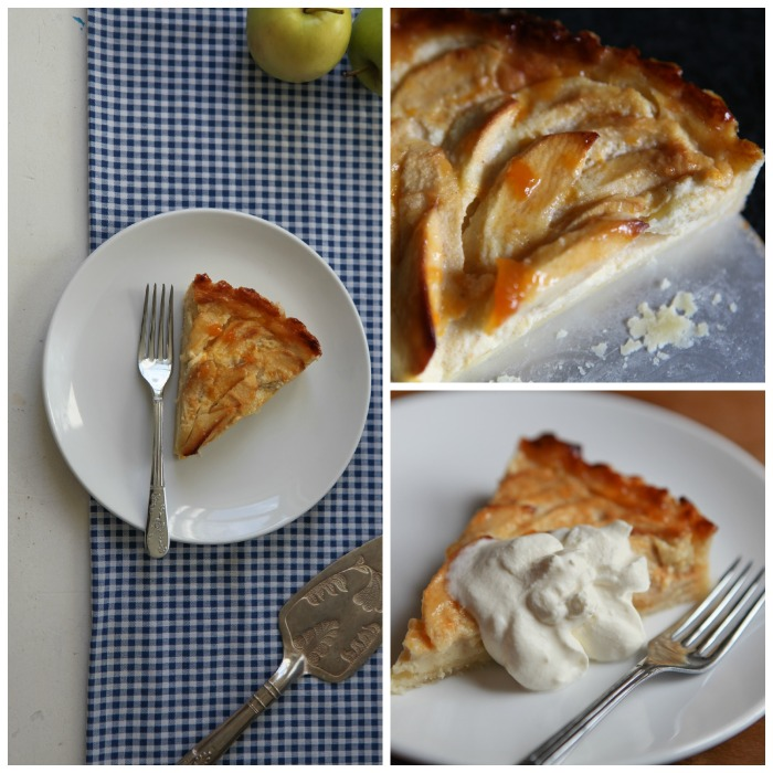 V2. apple pie