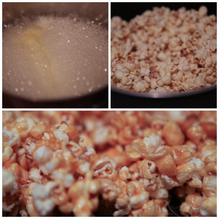 V13.caramel corn