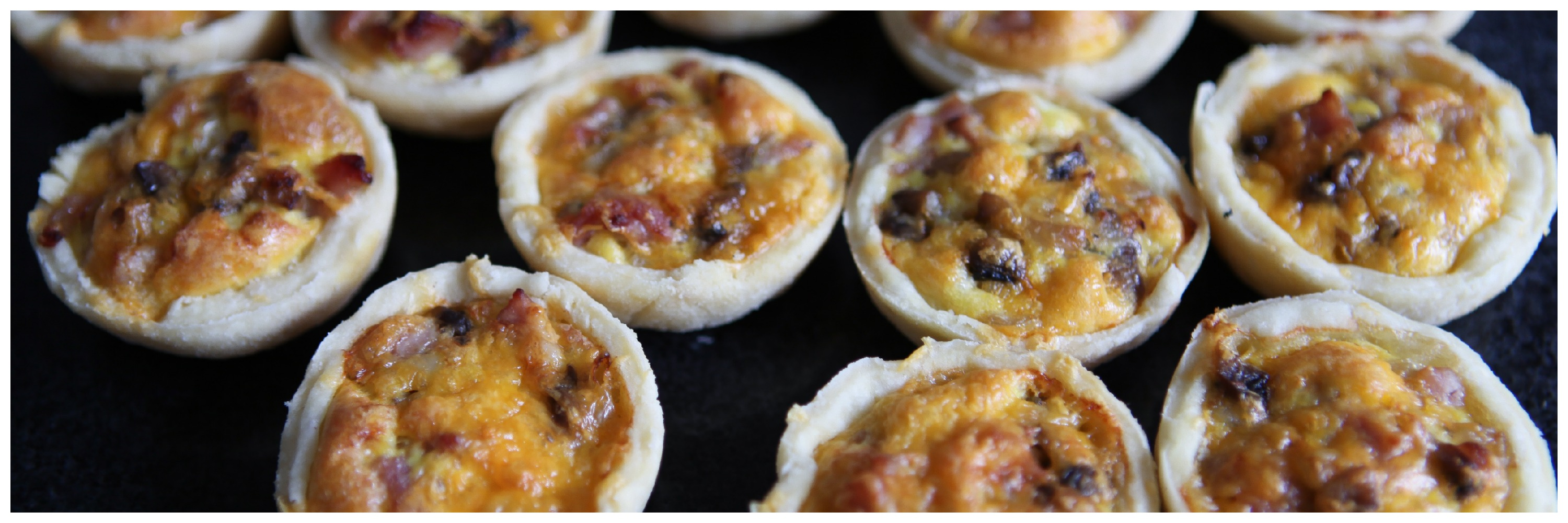 Gluten Free Mini Quiche | A Home Made By Committee