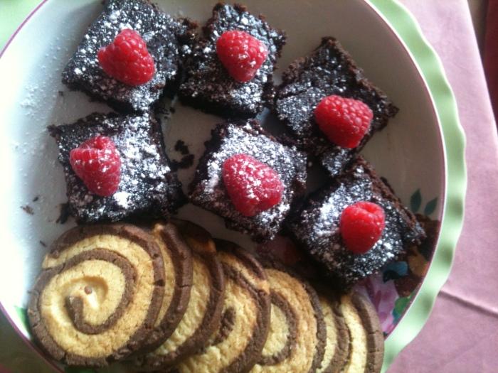 vegan pinwheel cookies