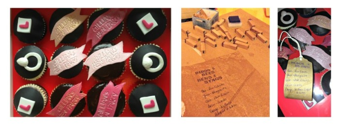 Hen Party Cupcake Decoration