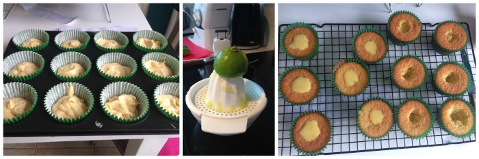 Cocktail Cupcakes: Margarita