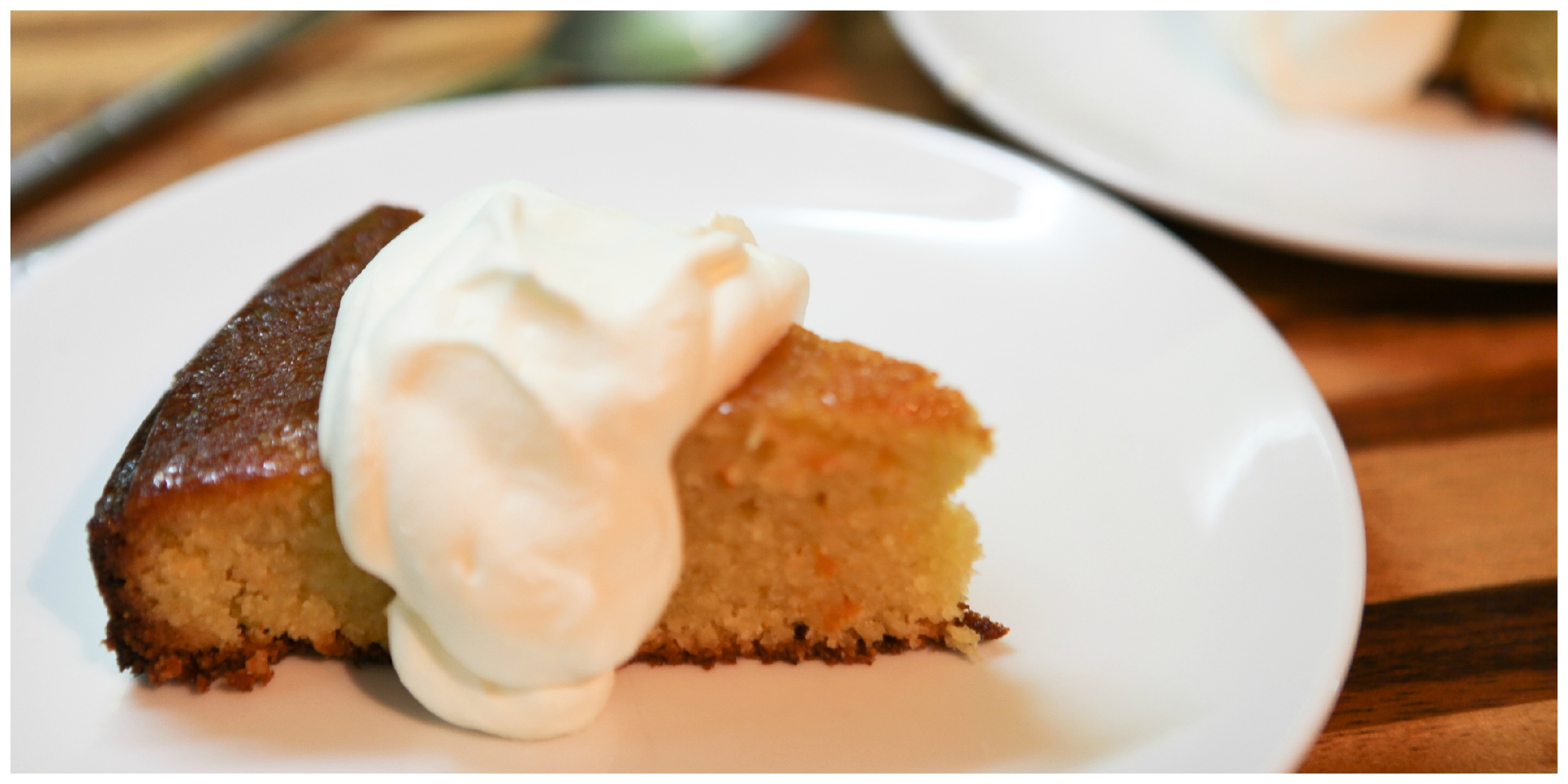 Rachel Allen Orange And Almond Syrup Cake