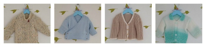 Grandma Knits For Baby