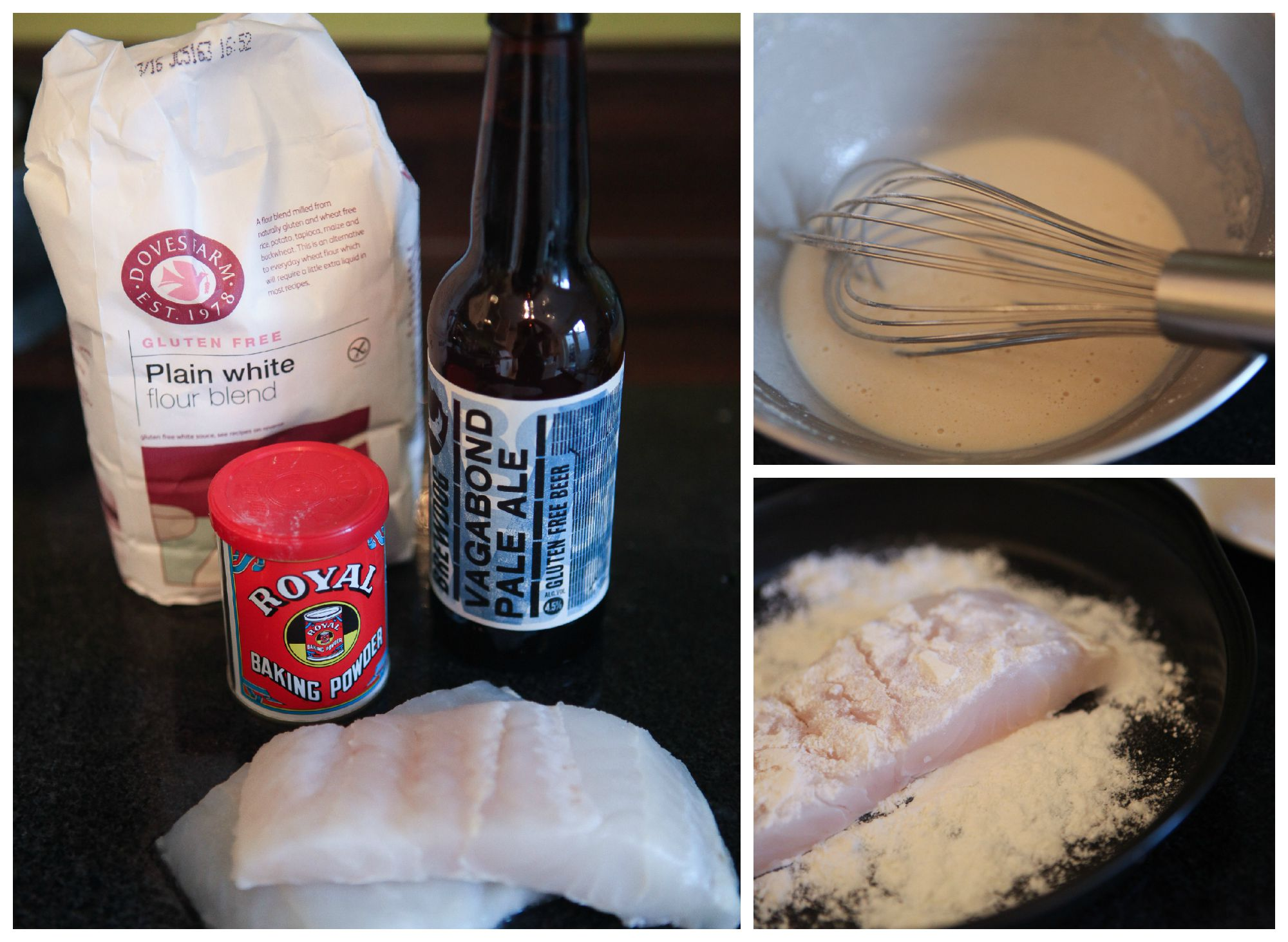 Gluten-Free Beer-Battered Fish Fry Recipes — Dishmaps