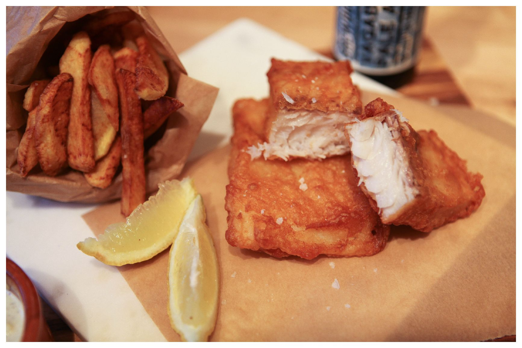 how to cook homemade fish and chips